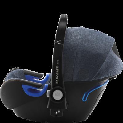 Autosedačka BRITAX RÖMER Baby-Safe i-Size Premium Line 2018, blue marble - 5