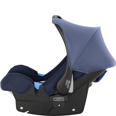 Autosedačka RÖMER Baby-Safe 2021, moonlight blue - 5