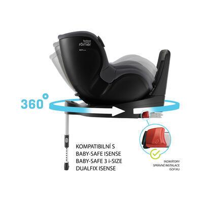 Base BRITAX RÖMER Baby-Safe iSense Flex 2021 - 5