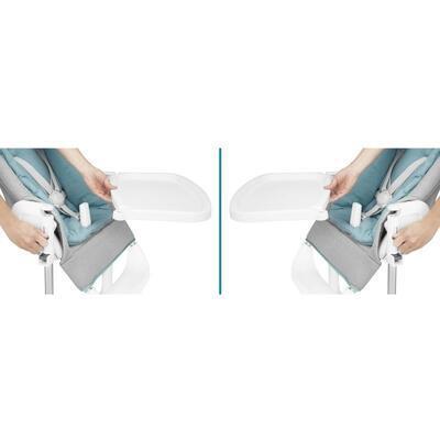 Jídelní židlička BABYMOOV Slick 2021 - 5