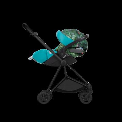 Autosedačka CYBEX by DJ Khaled Cloud Z i-Size We the Best Blue 2021 - 5