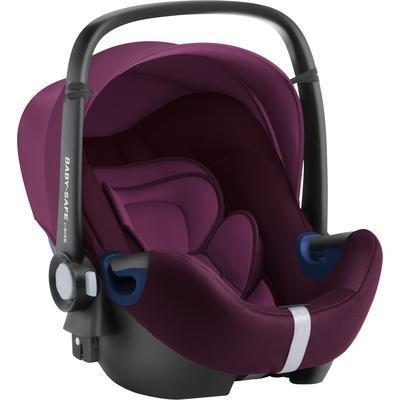 Autosedačka BRITAX RÖMER Baby-Safe2 i-Size Bundle Flex Premium Line 2021, burgundy red - 5