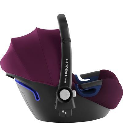 Autosedačka BRITAX RÖMER Baby-Safe2 i-Size Premium Line 2021, burgundy red - 5