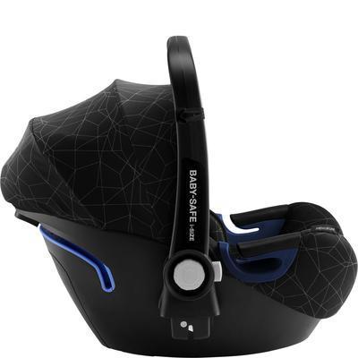 Autosedačka BRITAX RÖMER Baby-Safe2 i-Size Premium Line 2021, crystal black - 5