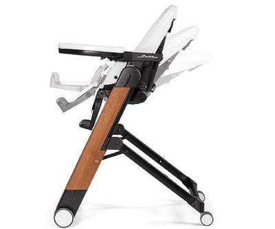Jídelní židlička PEG PÉREGO Siesta Follow Me 2021 + DÁREK, licorice - 5