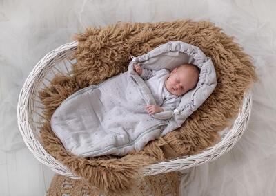Novorozenecký fusak EMITEX letní Mušelín 2021 - 5