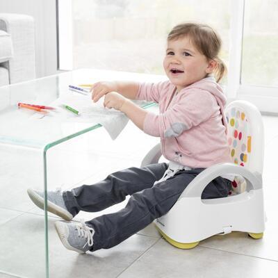Přenosná jídelní židlička BADABULLE Comfort 2021 - 5