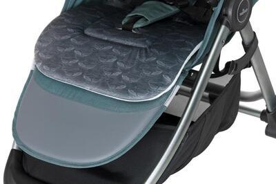 Kočárek BABY DESIGN Wave 2021, 105 tourquoise - 5