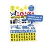 Kufřík + odrážedlo  TRUNKI 2020, policejní auto Percy - 6/6