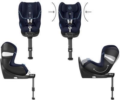 Autosedačky CYBEX M-Line Modulární systém 2020 - 6