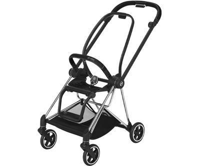 Kočárek CYBEX Mios Chrome Black Seat Pack PLUS 2021 včetně korby, stardust black - 6