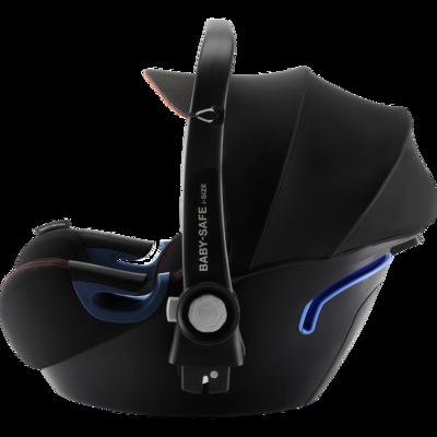 Autosedačka BRITAX RÖMER Baby-Safe2 i-Size Bundle Flex Premium Line 2021, cool flow black - 6