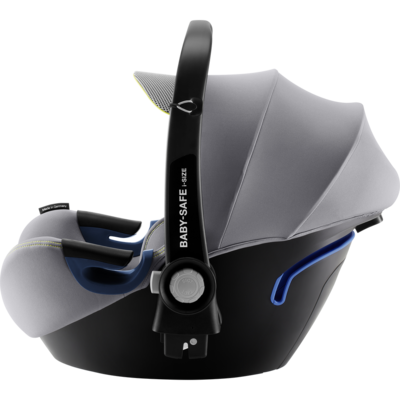 Autosedačka BRITAX RÖMER Baby-Safe2 i-Size Bundle Flex Premium Line 2021, cool flow silver - 6