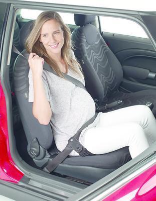 Bezpečnostní pás pro těhotné JANÉ Safe Belt 2019 - 6
