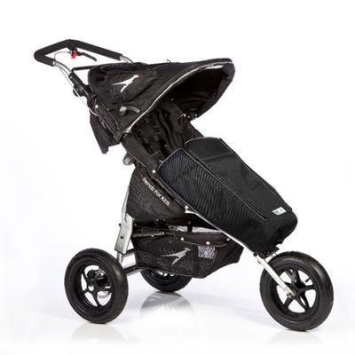 Kočárek TFK Joggster Twist set Premium Line s korbou Quick Fix 2015 - 6