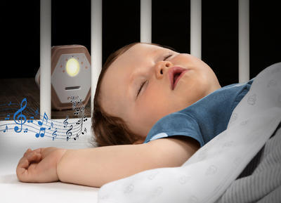Dětská chůvička REER BeeConnect Plus 2017 - 6