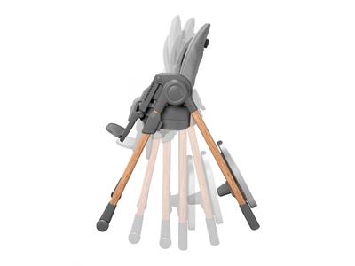 Rostoucí jídelní židlička MAXI-COSI Minla 6v1 Essential 2021 - 6