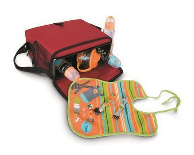 Jídelní židle-taška JANÉ Avant Bag s bočními kapsami 2020 - 6