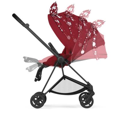 Kočárek CYBEX by Jeremy Scott Mios Seat Pack Petticoat Red 2021 - 6