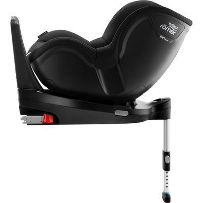 Autosedačka BRITAX RÖMER Dualfix M i-Size 2020, black ash - 6