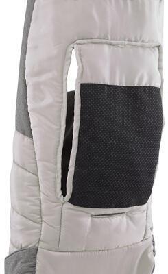 INGLESINA Fusak Newborn Winter Muff 2020 pro vaničku a autosedačku, cybex-silver - 6