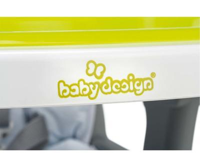 Jídelní židlička BABY DESIGN Candy 2019 - 6