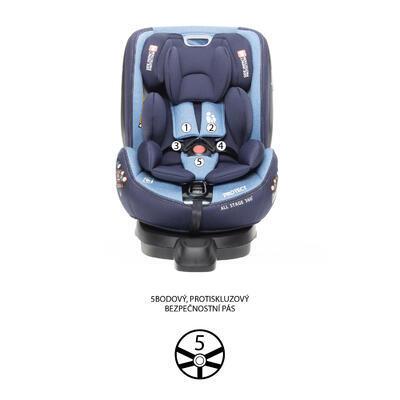 Autosedačka ZOPA Protect i-Size 2021 - 6