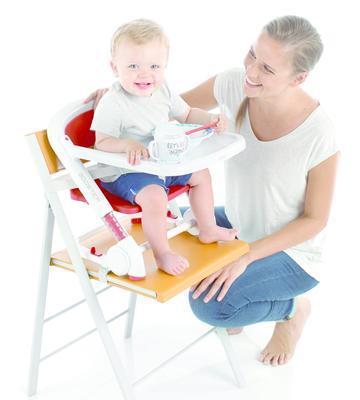 Jídelní židlička JANÉ Booster 2016 - 6