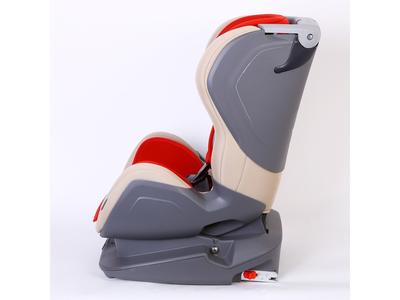 Autosedačka AVIONAUT Glider Isofix, béžová/červená - 6