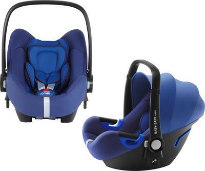 Autosedačka BRITAX RÖMER Baby-Safe i-Size Premium Line 2018, blue marble - 6