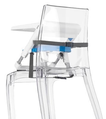 Jídelní židlička INGLESINA Brunch 2018, Red - 6