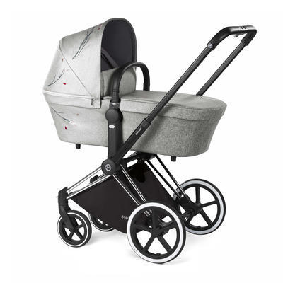 Hluboká korba CYBEX Priam Carry Cot Fashion Koi Crystallized 2018 - 6