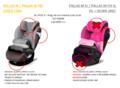 Autosedačka CYBEX Pallas M-fix SL Silver Line 2021 - 6/6