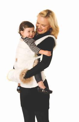 Nosítko ERGOBABY Designer Collection Winter Edition 2016 - 6