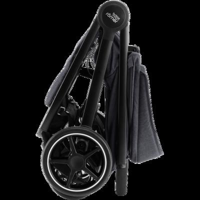 Kočárek BRITAX RÖMER B-Agile M 2020, black shadow - 6