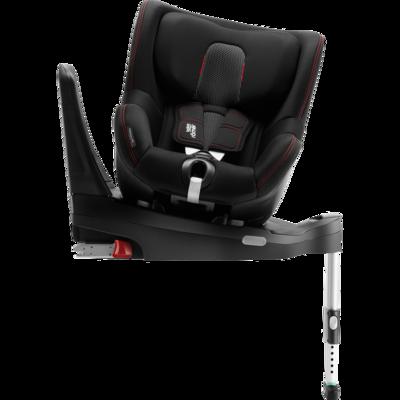 Autosedačka BRITAX RÖMER Dualfix M i-Size 2020, cool flow black - 6