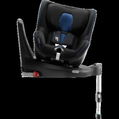 Autosedačka BRITAX RÖMER Dualfix M i-Size 2020, cool flow blue - 6
