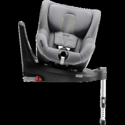 Autosedačka BRITAX RÖMER Dualfix M i-Size 2020, cool flow silver - 6