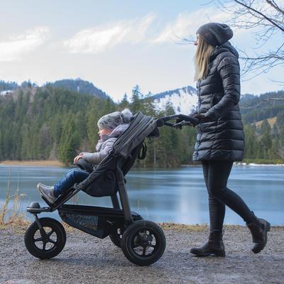 Sportovní sedačka TFK Stroller Seat Unit Mono 2021, black - 6