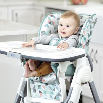 Jídelní židlička GRACO Swift fold 2021 - 6