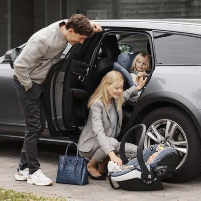Autosedačka BESAFE iZi Modular X1 i-Size 2021, premium car interior black - 6
