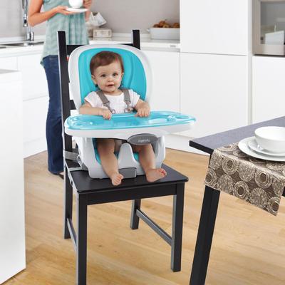 Jídelní židlička INGENUITY Trio 3v1 Aqua 2019 - 6