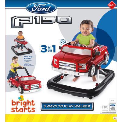 Chodítko BRIGHT STARTS 3v1 Ford 2020 - 6