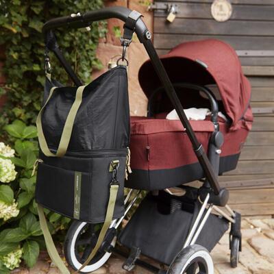 Taška na kočárek LÄSSIG Casual Insulated Buggy Shopper Bag 2021 - 6