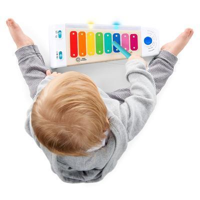 Dřevěná hudební hračka BABY EINSTEIN Xylofon Magic Touch HAPE 12m+ 2020 - 6