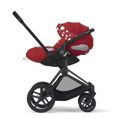 Kočárek CYBEX by Jeremy Scott Set Priam SeatPack Petticoat Red 2021 včetně autosedačky - 6
