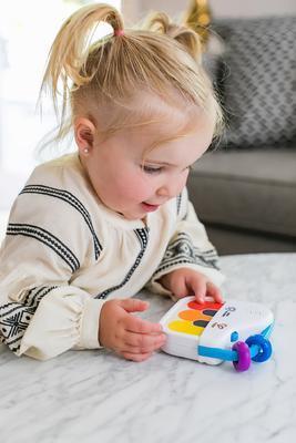 Dřevěná hudební hračka BABY EINSTEIN Mini piano Magic Touch HAPE 3m+ 2020 - 6