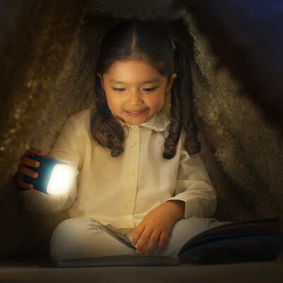 Noční světlo REER SleepLight 2v1 2021, modré - 6