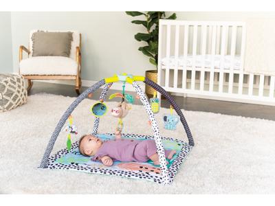 Hrací deka s hrazdou INFANTINO 4v1 Twist & Fold 2020 - 6