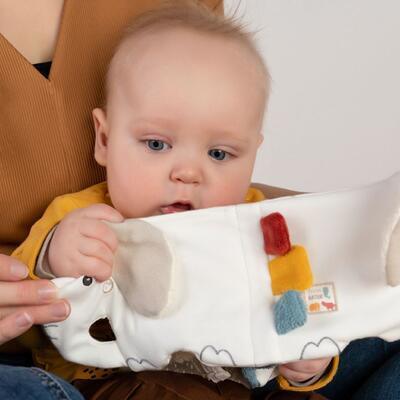 FehnNature BABY FEHN Plyšová knížka 2021 - 6